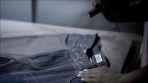 Fábrica de jeans