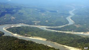 缅甸反对派领袖昂山素季