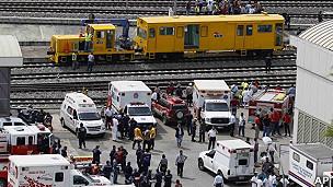 Accidente entre tres trenes dejó un muerto el 30 de septiembre en Venezuela