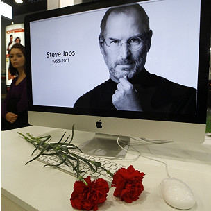 Steve Jobs, người đồng sáng lập Apple
