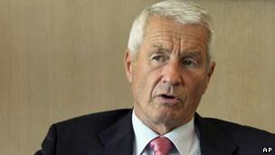 挪威诺贝尔委员会主席贾格兰德(05/11/2011)