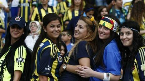女足球队员