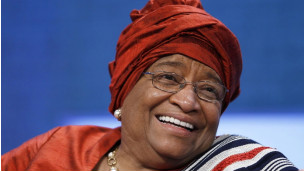 Ellen Johnson-Sirleaf (Foto Reuters)