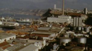 منشآت نفطية في الجزائر