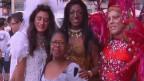 مسيرة ضخمة للمثليين جنسياً في البرازيل