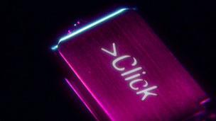 Logo chương trình Click của BBC