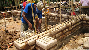Laboratorio de materiales resistentes a sismos en El Salvador