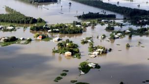 Lũ lụt ở đồng bằng sông Cửu Long