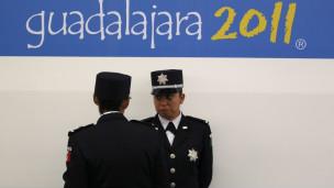 Policía en Guadalajara