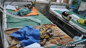 Hospital en Gorakhpur