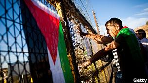 Liberación de prisioneros palestinos