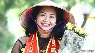 Công dân Bùi Thị Minh Hằng