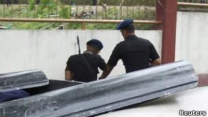 Polisi di Papua