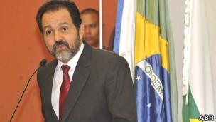Agnelo Queiroz, governador do DF. ABr