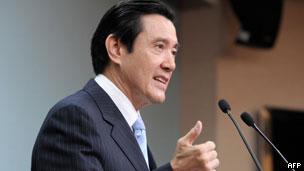 台湾总统马英九(20/10/2011)
