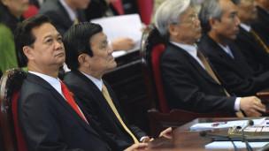 Thủ tướng Nguyễn Tấn Dũng và Chủ tịch Trương Tấn Sang