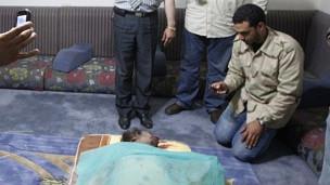 Muamar Gadafi