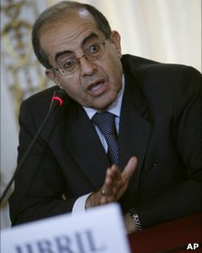 Ông Mahmoud Jibril