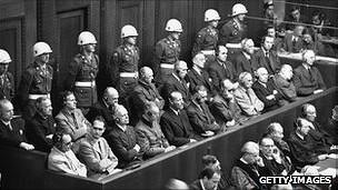 Juicios en Nuremberg