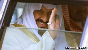 沙特王储苏尔坦