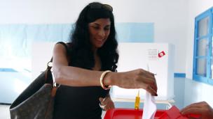 رای دهندگان تونسی