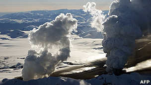 Volcán Hudson