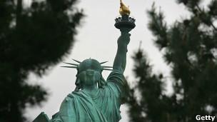 Фундамент статуи свободы
