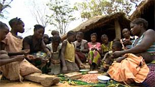 Mujeres en Zambia