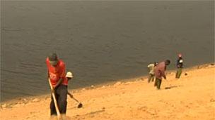 Agricultores en Zambia