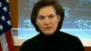 ویکتوریا نولاند، سخنگوی وزارت خارجه امریکا