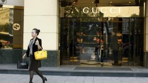 Cửa hàng Gucci ở Hà Nội