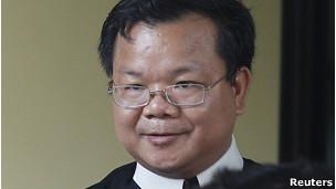 Linh mục Nguyễn Văn Phượng