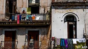 Căn hộ tại Cuba
