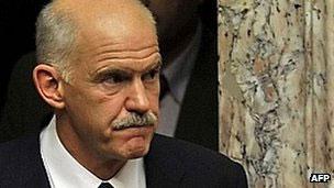 希腊总理帕潘德里欧