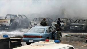 博科圣地激进组织
