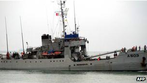 Attaque pirate Nigeria