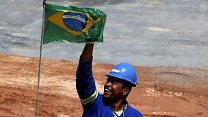 Trabajador Brasil