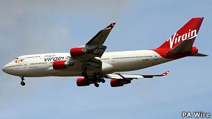 Boeing de Virgin
