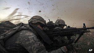 美军士兵杀害阿富汗平民