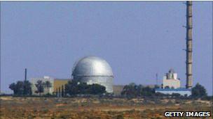 Instalação nuclear de Dimona