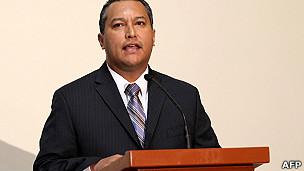 Francisco Blake Mora.