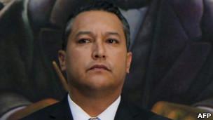 Ministro de Gobernación
