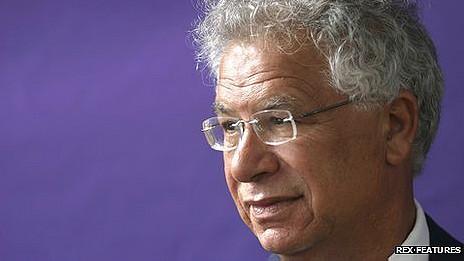 Mourid Barghouti.