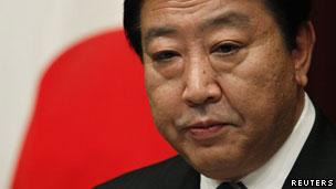 日本首相野田佳彦(11/11/2011)