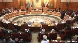 阿拉伯国家联盟会议(2011年11月12日)
