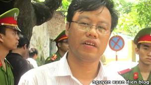 TS Nguyễn Xuân Diện