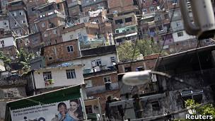 Favela (Arquivo/Reuters)