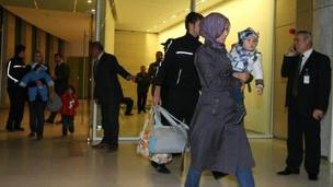 خروج خانواده های دیپلمات های ترکیه از سوریه