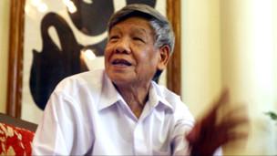 Cựu tổng bí thư Lê Khả Phiêu