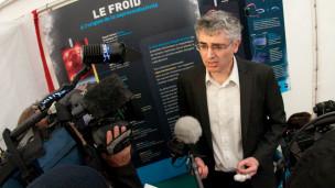 Profesor Alain Scuto. Cortesía: Universidad Diderot París